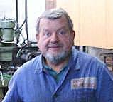 Firmenchef Friedrich Enne